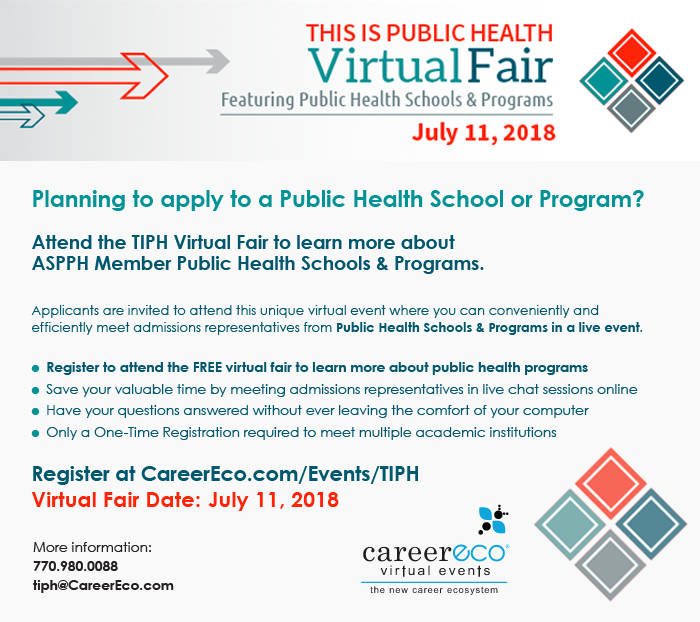 TIPH Virtual Fair image - click to go to registration page
