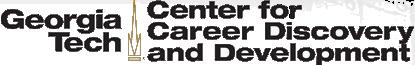 Georgia Tech Center for Career Discovery and Development logo - click to open web site